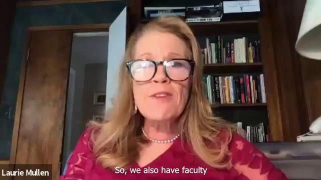 AACTE Board Member Laurie Mullen Addresses Ways...