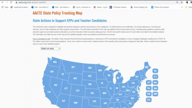 State Policy Map Tutorial