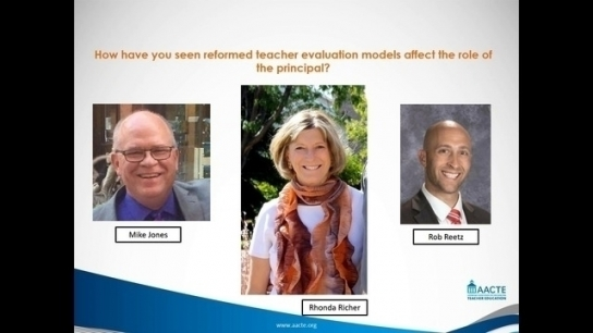 Principals as Transformation Leaders: Changing Roles and Responsibilities