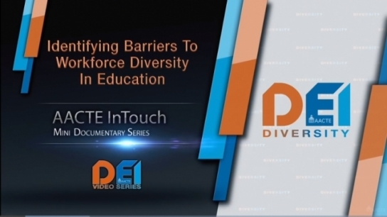 Identifying Barriers to Workforce Diversity in Education