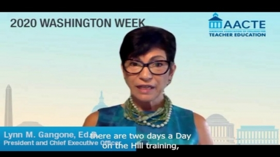 Register Now for AACTE 2020 Washington Week