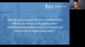 Leading and Engaging Faculty in Teacher Preparation Reform: The Role of Deans