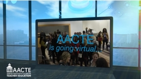AACTE's 73rd Annual Meeting Promo