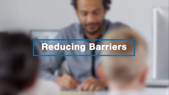Reducing Barriers