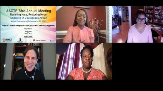 Preparing Educators for Equitable Family, School and...