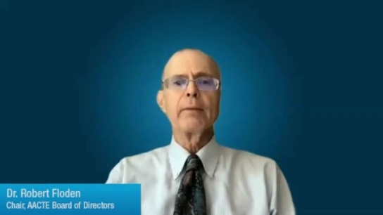 Robert Floden Discusses the 2021 Leadership Academy Ser...
